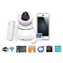 Rörelsedetektor IP Kamera WiFi (M)