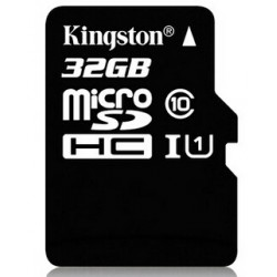 32GB Kingston minneskort