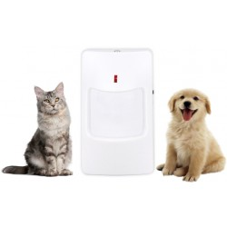Husdjur Rörelsedetektor