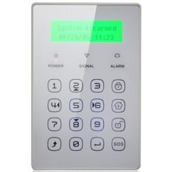 Antennlös trådlös knappsats/kodpanel