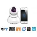 Rörelsedetektor IP Kamera WiFi (S)