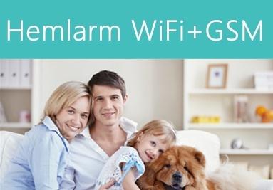 Hemlarm GSM+WIFI