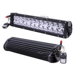 LED Extraljusramp 240W Cree med Fjärrkontroll (16800LM)