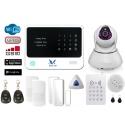 HemLarm Smart Larmpaket (M) med IP Kamera