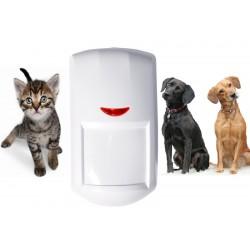 Husdjur Rörelsedetektor till HemLarm Air